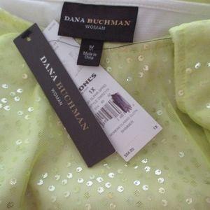 Dana Buchman Tops - NWT - DANA BUCHMAN knit top - sz 1X - MSRP $54.00